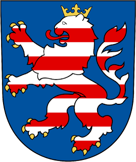 Petit lion-chevalier Coat_of_arms_of_Hesse