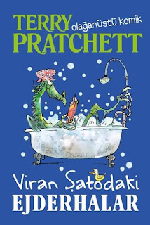 Viran Şatodaki Ejderhalar-Terry Pratchett