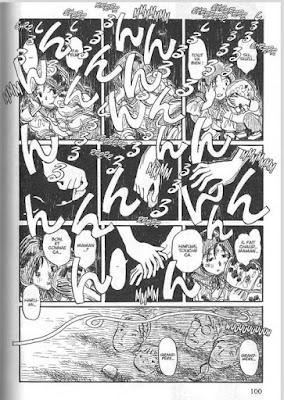 Kouno, Fumiyo. Dans un recoin de ce monde, t.2, p.100 © Kana