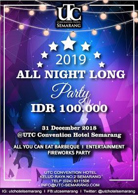 UTC Conventional Hotel Semarang