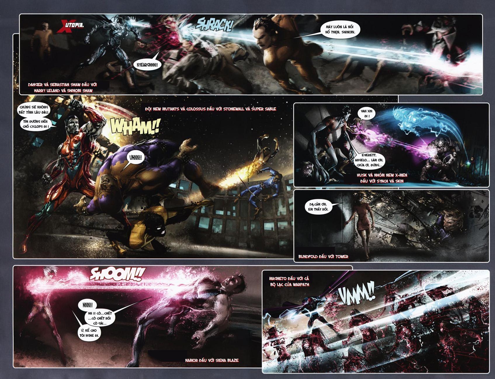 X-Men Necrosha chap 6 trang 6