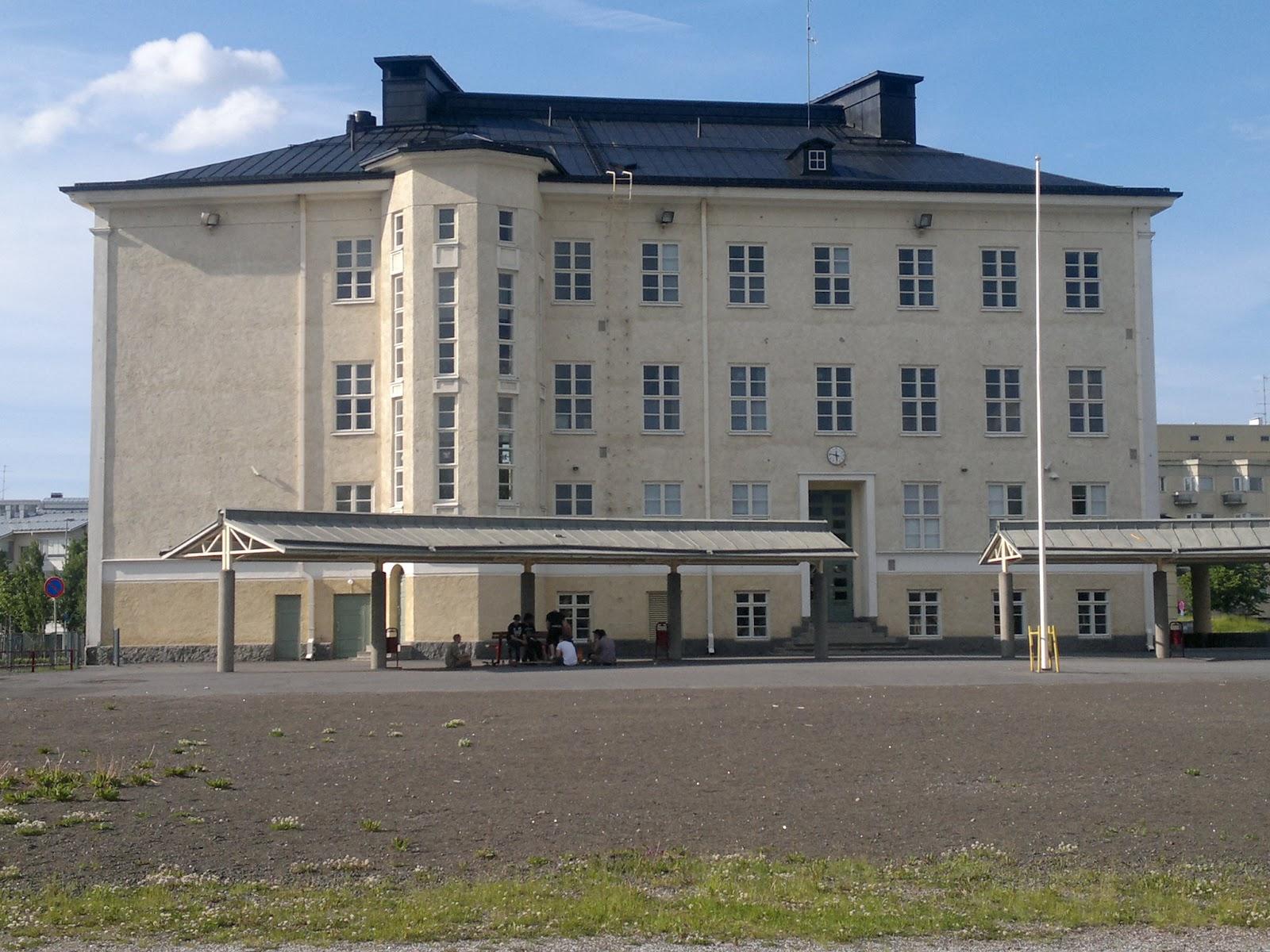 Willimiehen jäljillä: Lappeenranta / Peltolan koulu