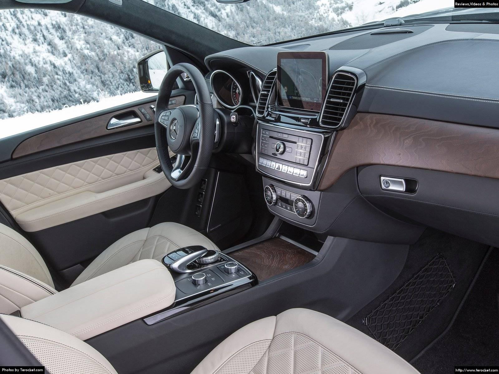 Hình ảnh xe ô tô Mercedes-Benz GLS 2017 & nội ngoại thất
