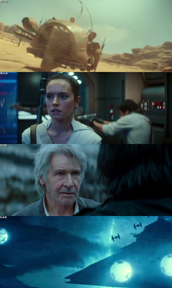 Star Wars The Rise Of Skywalker 2019 WEB-DL 720p 480p Dual Audio Hindi English Full Movie Download