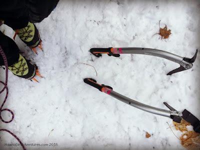 ice, climbing, petzl, lynx quarks, la sportiva