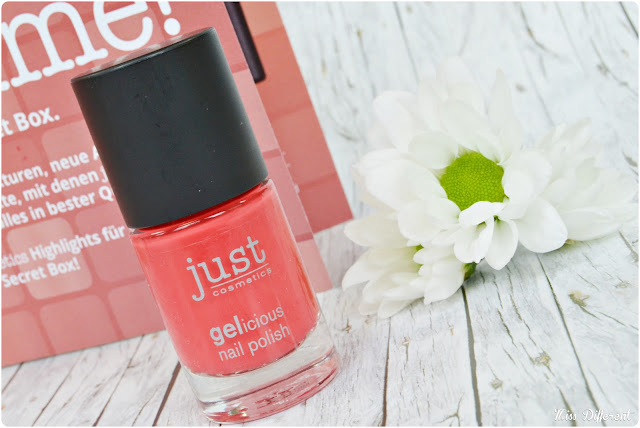 Just Cosmetics Nagellack be a starlet