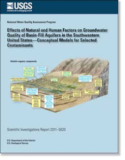 Arizona Geology: Factors for water quality in basin fill aquifers