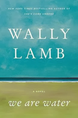 We are Water by Wally Lamb – Front book cover