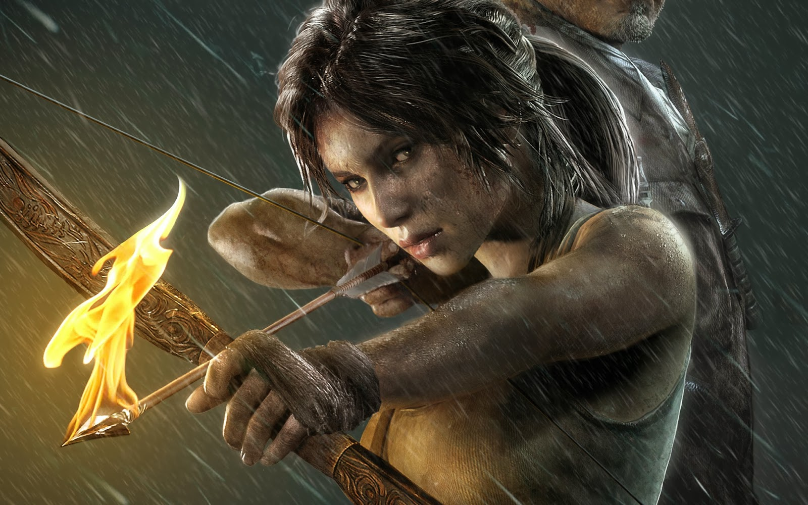 Tomb Raider 2013 Wallpaper: Revanth Filbert Raj (filly