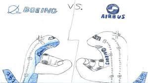 Apa Perbedaan Boeing Dengan Airbus??