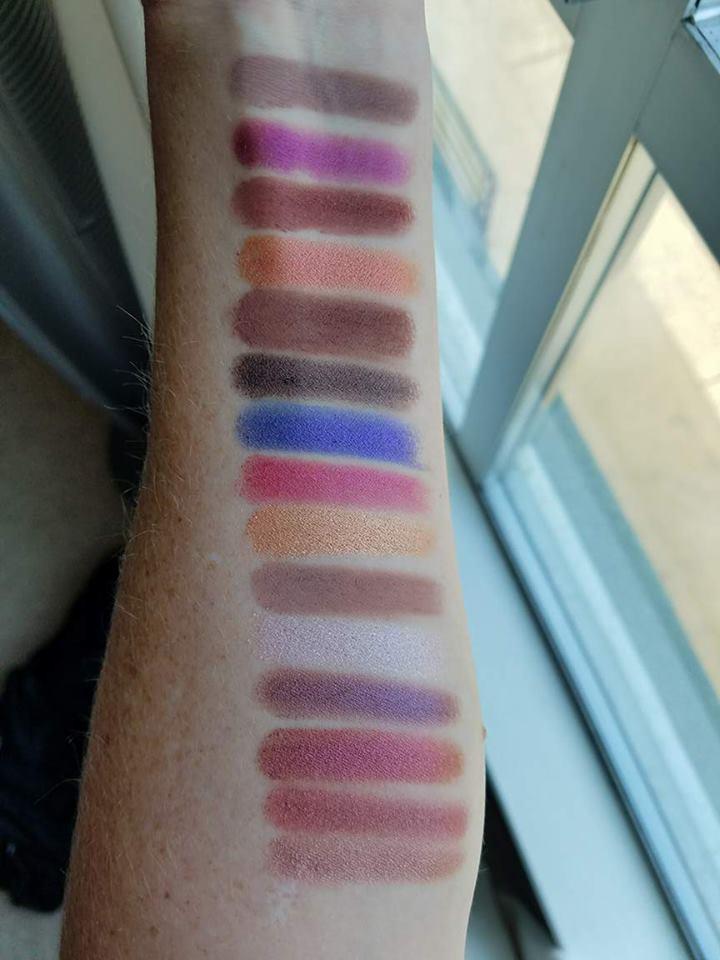 Lila Eyeshadow Palette by Natasha Denona #13
