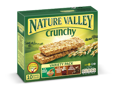 Nature Valley Crunchy Riegel