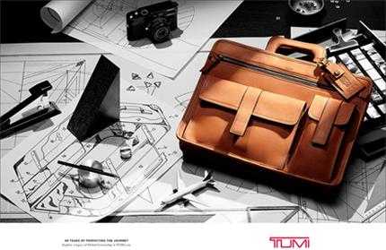 Nos anos seguintes a TUMI desenvolveu-se como um bom fabricante de malas de  viagens e de pastas executivas f084124767017
