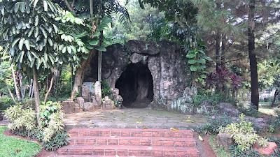 Gua Taman Rekreasi Wiladatika Cibubur