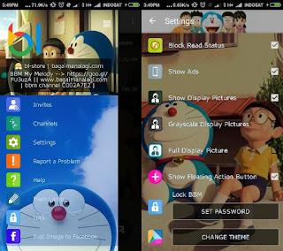Download BBM MOD Doraemon V2.12.0.11 Terbaru