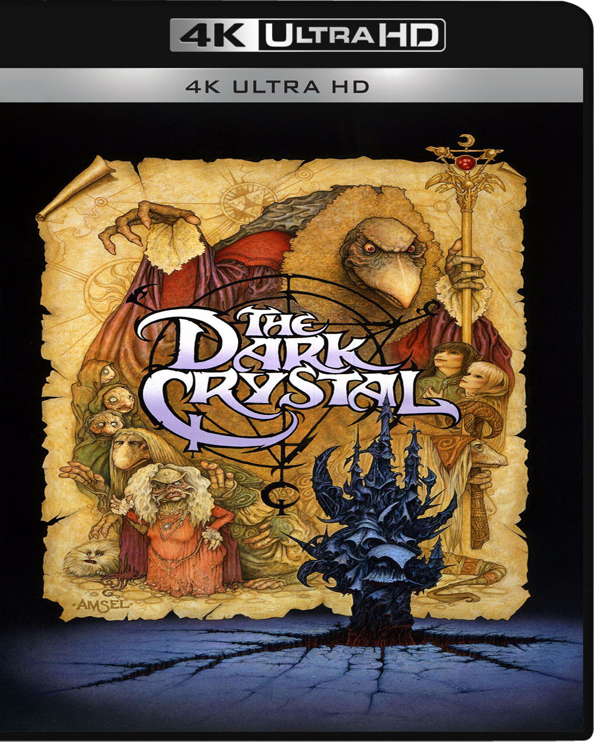 The Dark Crystal [1982] [UHD] [2160p] [Latino – Castellano]