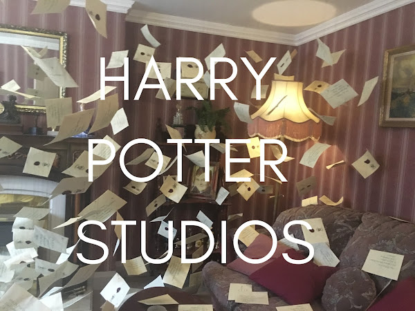 HARRY POTTER STUDIOS - LEAVESDEN
