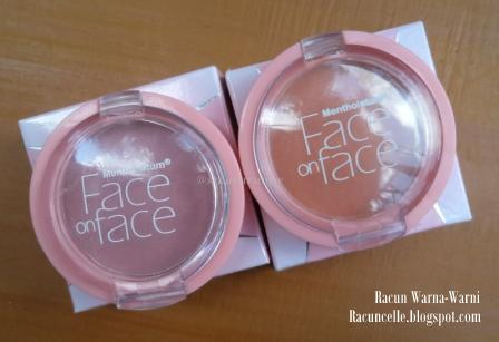 Face On Face Blush On