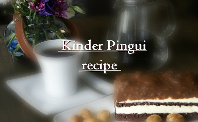 kinder pingui, kinder pingvin, recipe, recept, cake, kolač, chocolate, čokolada, yummy, easy, fino, jednostavno, delicious, simple, quick, brzo