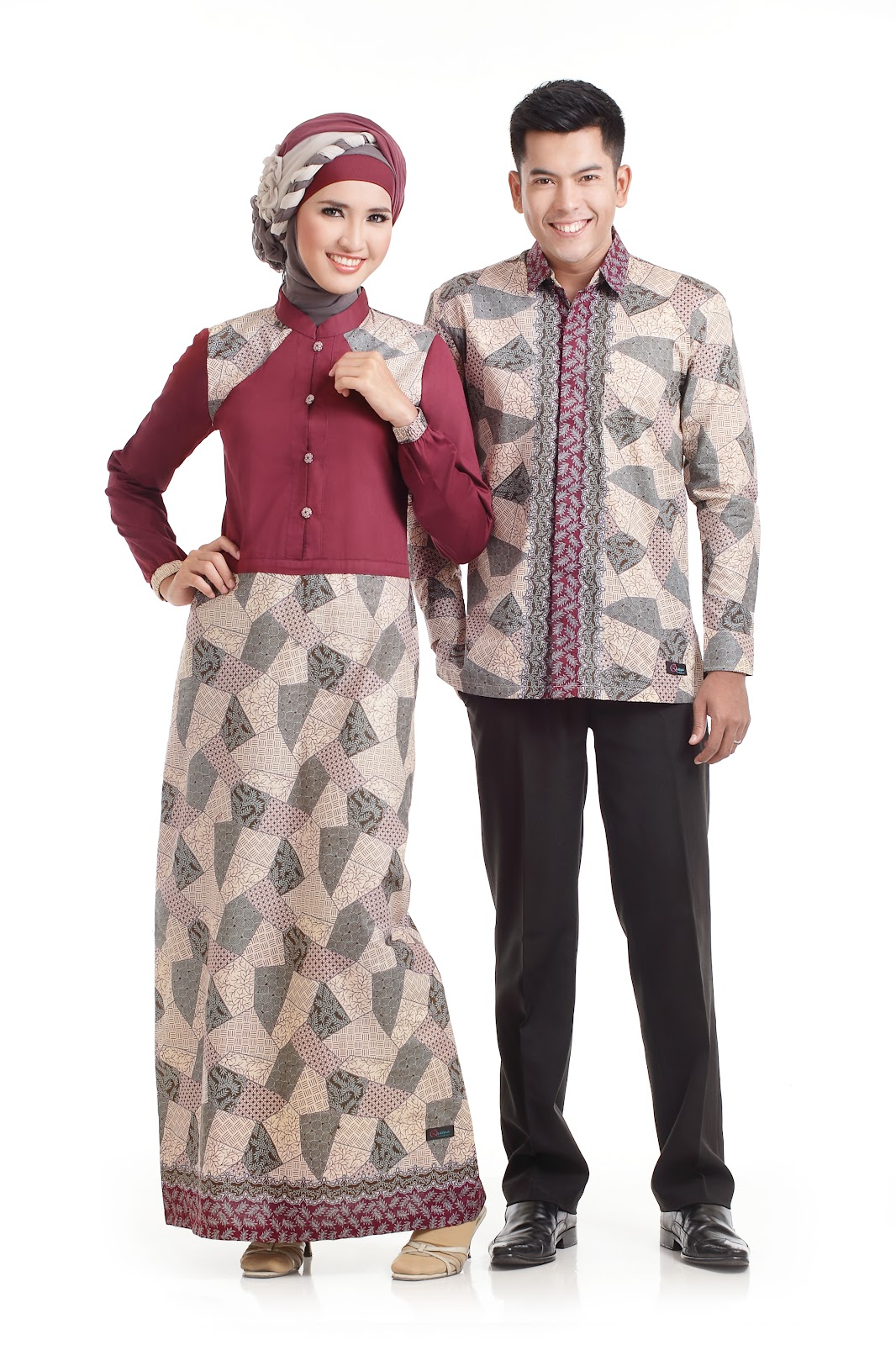 Daftar Harga Baju Couple Batik Sarimbit Terbaru September Termurah Modern Gambar Terkait