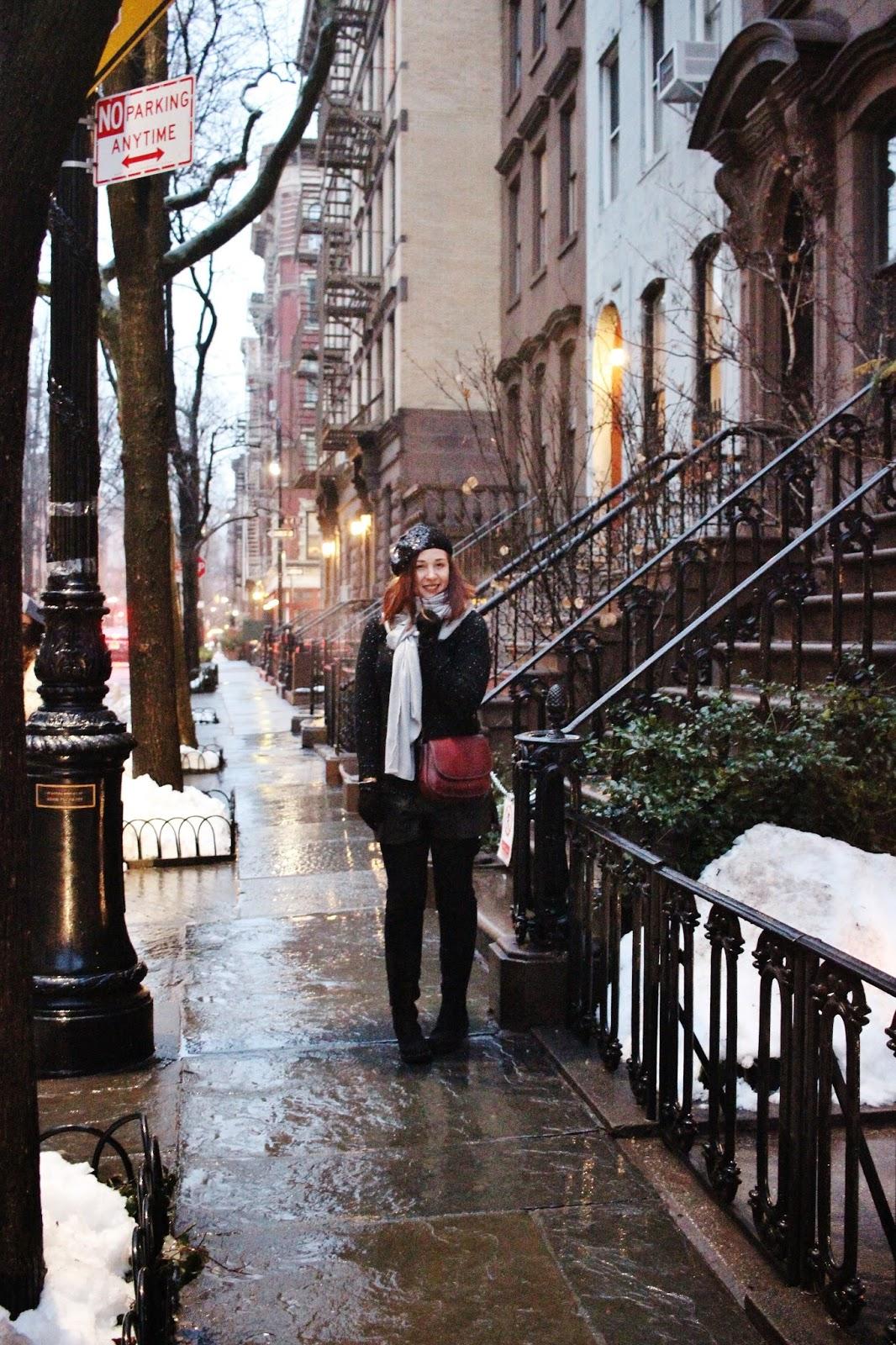 La Casa de Carrie Bradshaw - mi momento New York