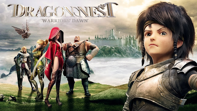 Dragon Nest Warrior's Dawn (2014) Subtitle Indonesia [BluRay]