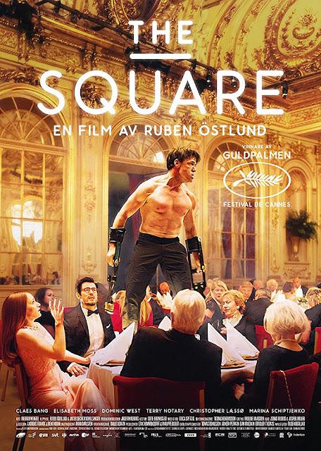 Sinopsis Film The Square (2017)
