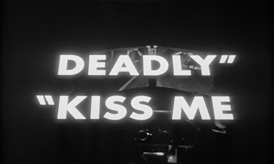 Kiss Me Deadly (1955) title