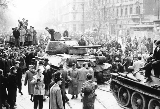 последнее ввод советских войск в венгрию фото происходит