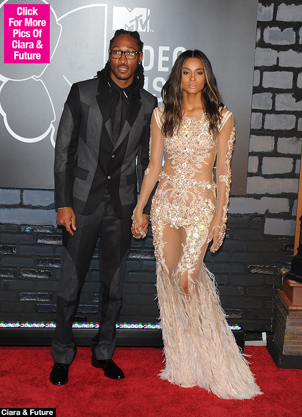 Ciara Ending Bitter Feud With Future? Why She's Dropping Libel Case Against Him