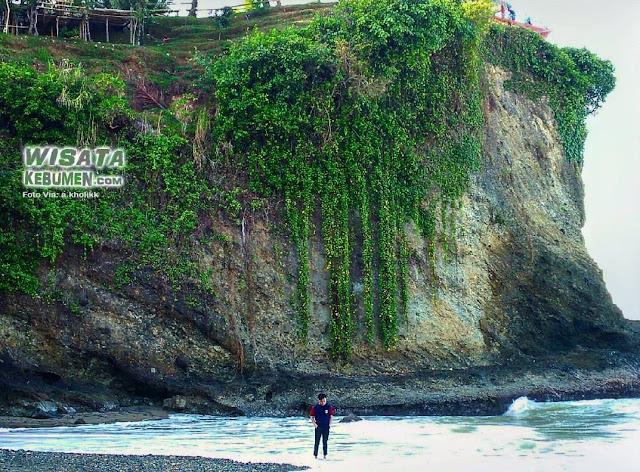 Pantai Watu Bale Kebumen