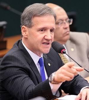 Deputado Aluísio Mendes relata projetos que irá beneficiar a segurança pública.