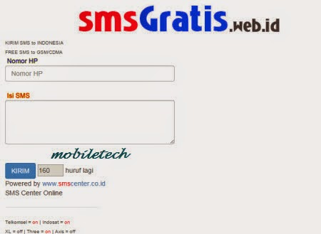 Free Sms Online