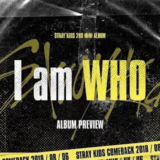 Stray Kids - I am WHO Albümü