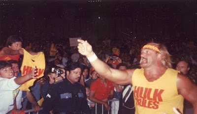 WWE Legend Hulk Hogan