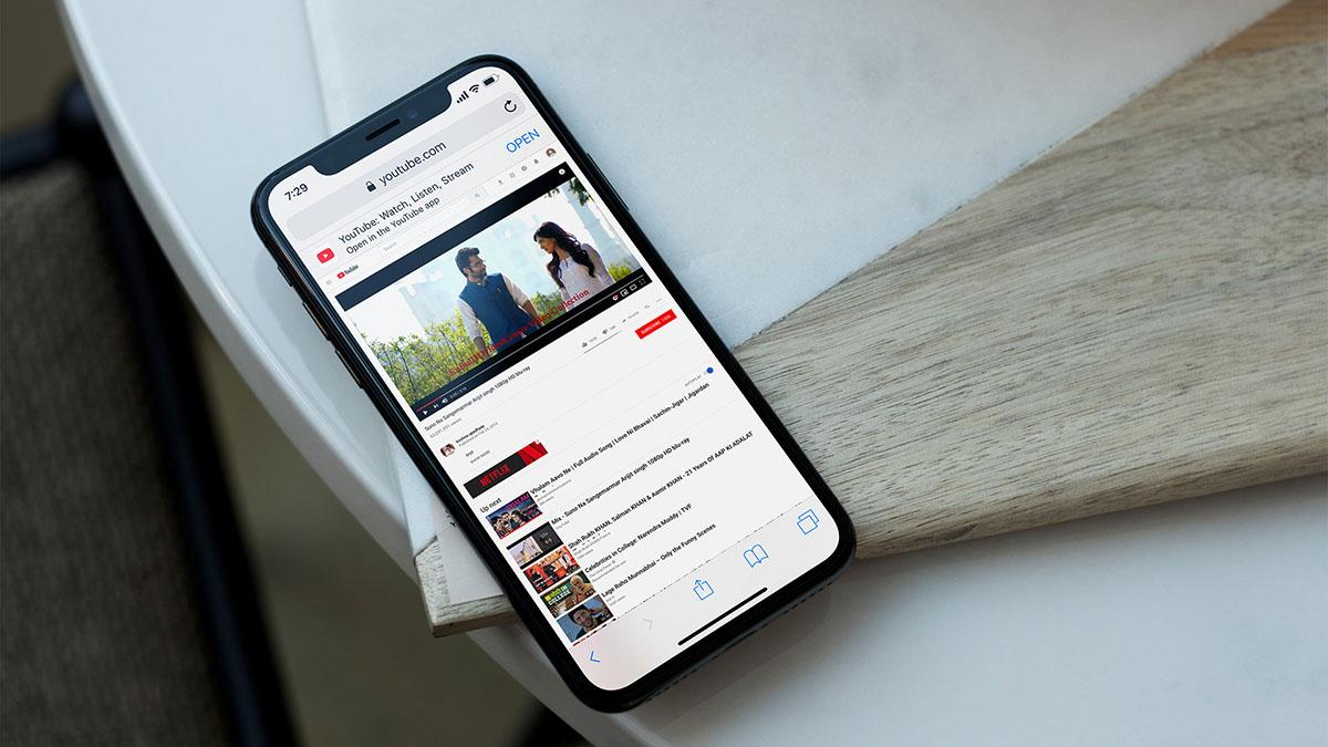 Cách tiết kiệm pin và dung lượng 3G / 4G khi xem video trên Youtube bằng điện thoại