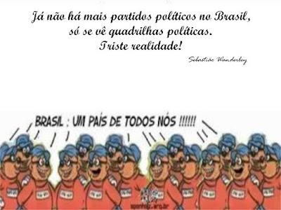 URGENTE! O BRASIL SERÁ ATACADO - Duas quadrilhas articulam para impedir tudo que Bolsonaro tentará fazer para o bem do Brasil