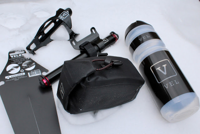 Vel Cycling Accessories Pack