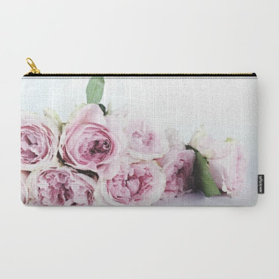Rose Bouquet Carry All Pouch at S6