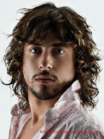 Cortes De Pelo Para Hombres Rizado Peinados Cortes De Pelo