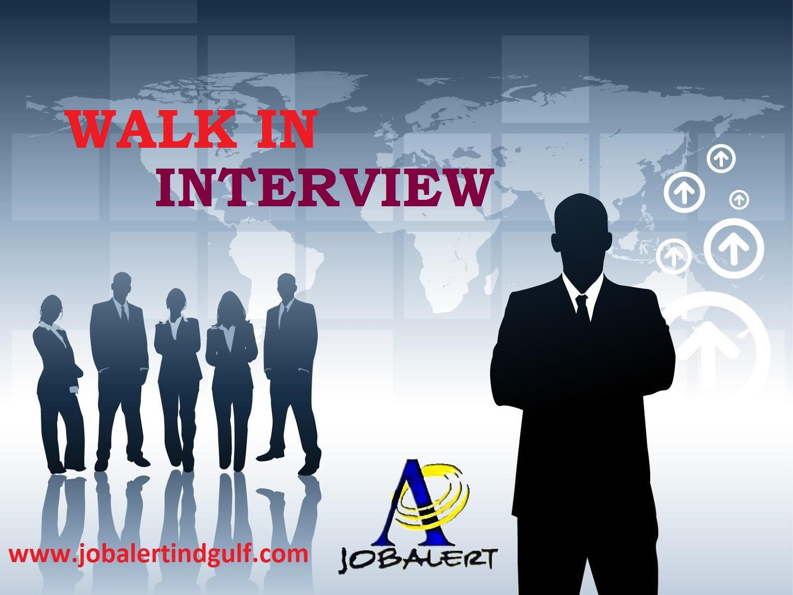 HVAC Supervisor, United Arab Emirates - Walk in Interview on