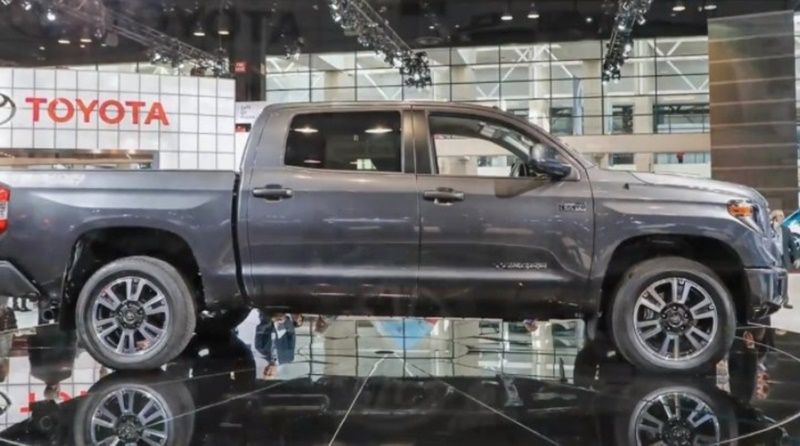 2018 New Toyota Tundra Sport Exterior, Interior, Engine
