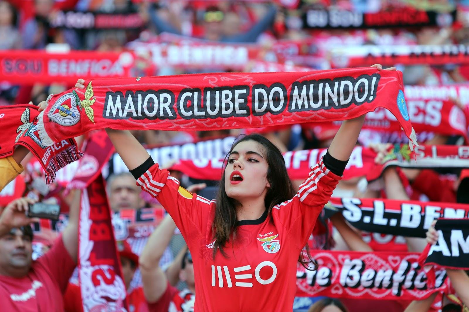 Benfica é o maior clube do Mundo