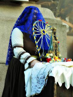 Grupo Oigalê - Negrinho do Pastoreio - Imagem de Virgem Nossa Senhora
