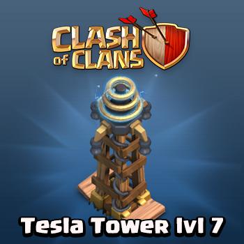 Hidden Tesla Clash Of Clans Levels
