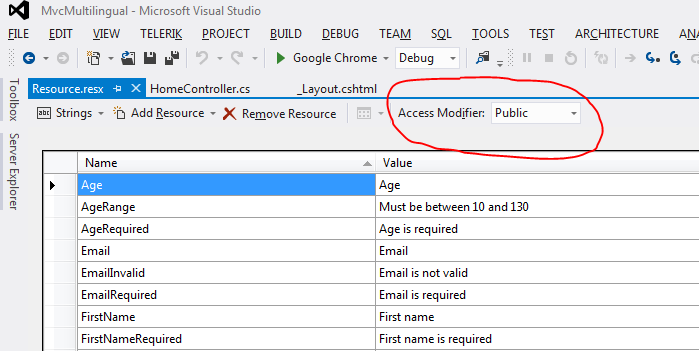 How to create multilingual website in asp net mvc4 | DotNet - awesome