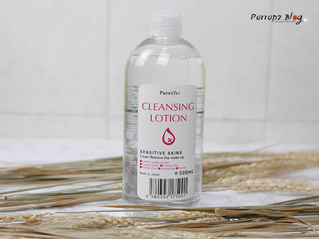 Purevivi Cleansing Lotion