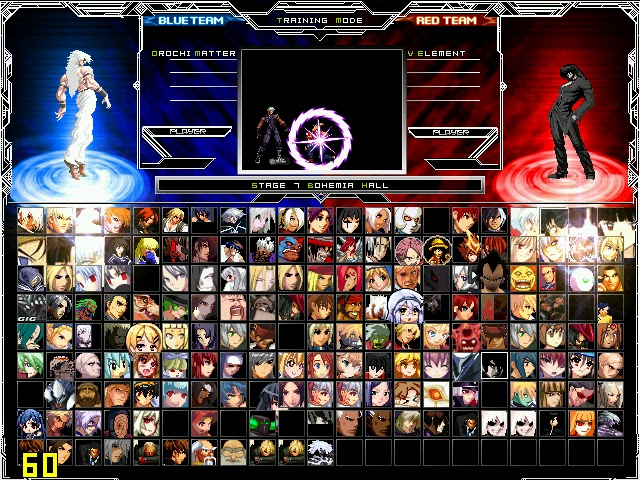 Chars! Stages! Screenpack! Todo para Tu MUGEN! 2013: Orochi