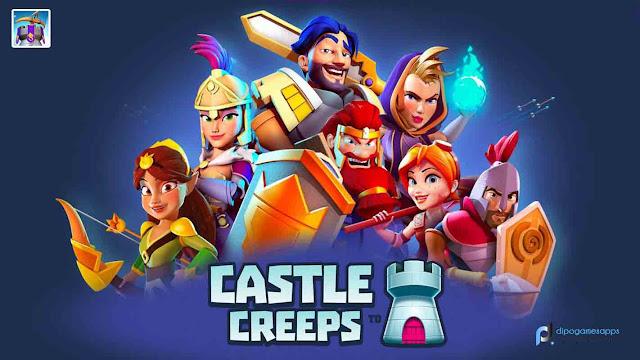 Castle Creeps TD Mod Apk Images