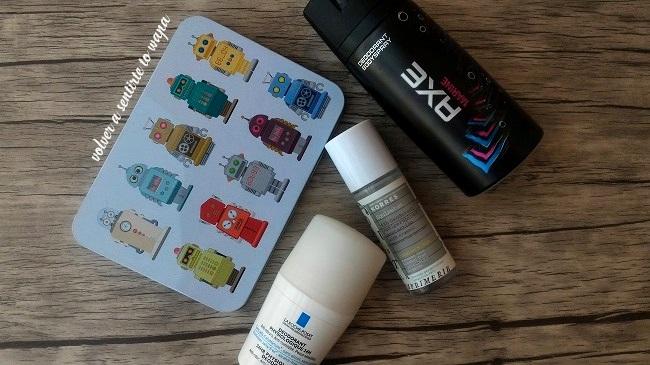 Qué desodorantes usar en verano: Korres - Axe - La Roche Posay